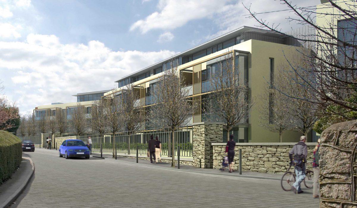 Taney Village Nursing & Retirement Home - DMOD Architects ...